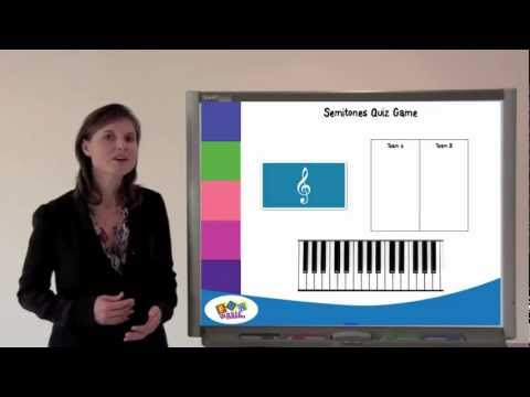 Teaching Music Theory with Games -