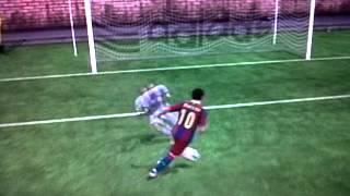 vuclip Messi feinte 2011
