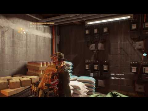Tom Clancy's The Division Search and Destroy , High Value Targets