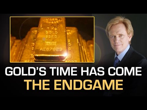 GOLD & THE ENDGAME FOR THE STOCK MARKET - Mike Maloney