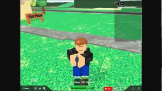 roblox: how to drop a item and a hat (PC)