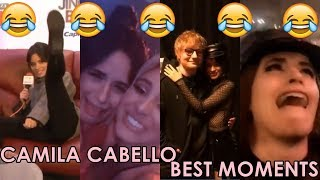 Camila Cabello | Best Funny, Dorky & Cute Moments | 2018 | ft. Ed Sheeran, Taylor Swift & Lele Pons