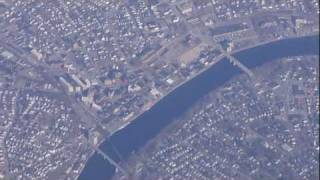 boston to chicago flight haverhill erie canal niagara falls cayuga on holland mi 2012 01 16