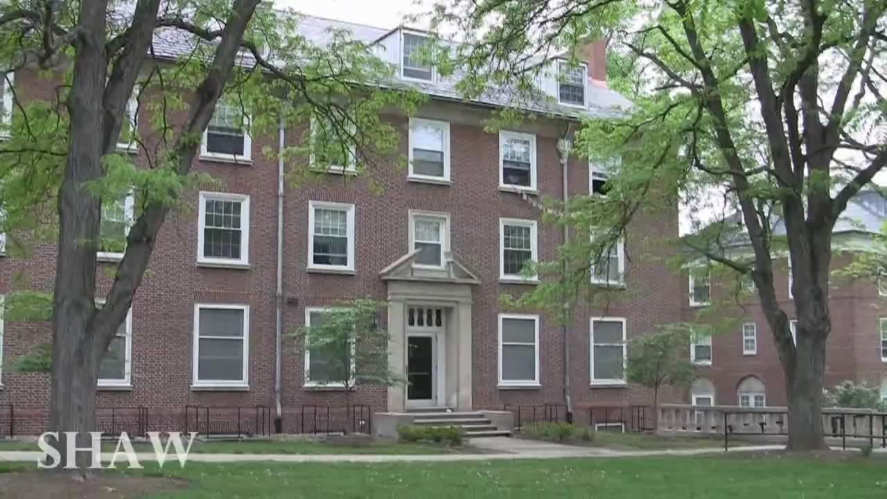 Great Denison University Dorms   YouTube Part 8