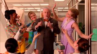 Mad Men: The Best Things in Life Are Free - Bert Cooper