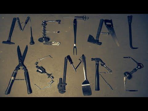 Metal ASMR 2