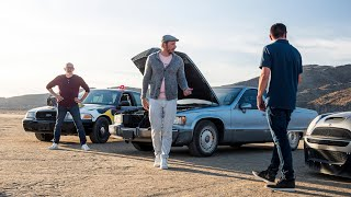 homepage tile video photo for Top Gear America   Behind-the-Scenes: Hot Rods Racing in the Desert   Valvoline