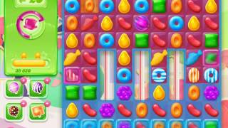 Candy Crush Jelly Saga Level  379  3*  No Boosters
