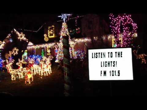 Christmas Lights Galore! - 107.5 Evanston / Wilmette / Chicago