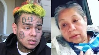 6ix9ine Fears For His Mom Safety After Testimony