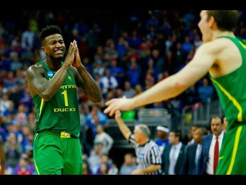 Oregon vs. Kansas: Game Highlights