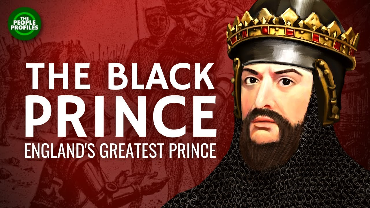 The Black Prince Biography - The life of The Black Prince Documentary