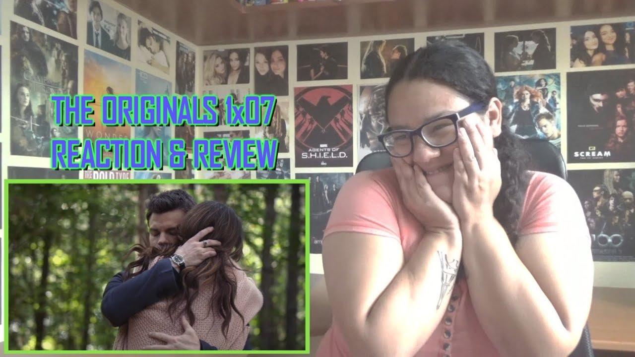 The Originals 1X07 Reaction Review Bloodletting S01E07 Julidg