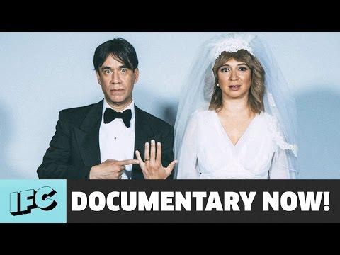 Documentary Now!  Marriage ft. Maya Rudolph  IFC