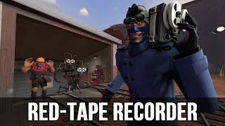 TF2: Red Tape Recorder - ANÁLISIS (Eng Sub)