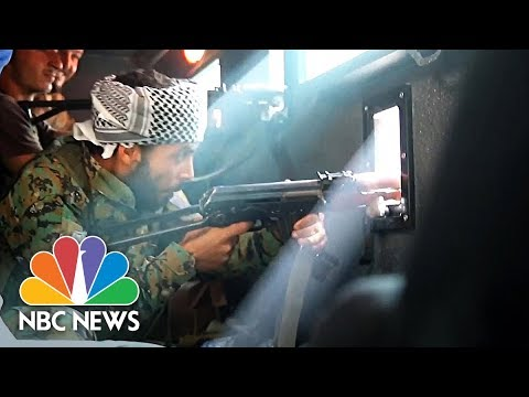 Thumbnail: U.S.-Backed Fighters Claim Victory Over ISIS In Raqqa | NBC News