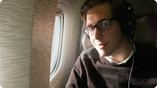 The Airbus A380 from London to Dubai! | Evan Edinger Travel