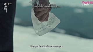 Goblin: The lonely and great god OST - Ailee - I Will Go To You Like The First Snow eng rom han FMV