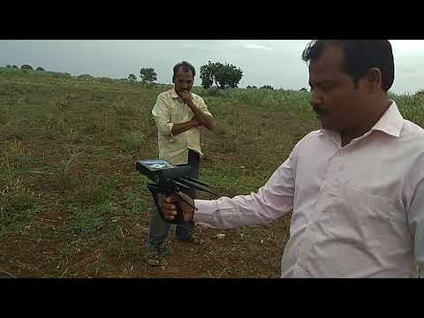 Ground water detection at village Bitale, Tal. Mohol, Dist. Solapur.