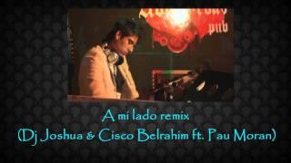 A mi lado remix - Aceituna Producciones