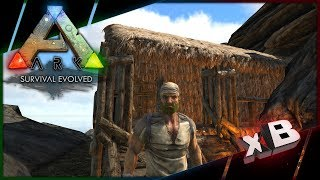 First Day Survival! :: Let's Play ARK: Survival Evolved :: E01