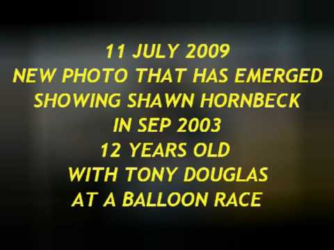 SHAWN HORNBECK ABDUCTION - NEW PHOTO IN CAPTIVITY HAS EMERGED !!