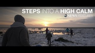 Steps Into a High Calm: A Syrian Refugee Family's Harrowing Journey to Europe thumbnail