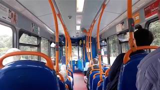 Stagecoach Midlands KX60DPY 36156 ADL Enviro 200 Route 86 to Rugby.