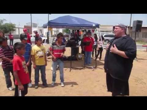 Nuevo Laredo, Mexico, Missions Trip 2014-April-24..27