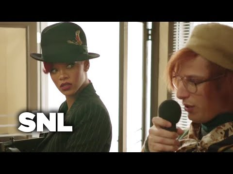 SNL Digital Short: Shy Ronnie  Ronnie and Clyde  SNL