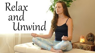 Ultra Relaxing Meditation with Melissa ♥ Relieve Pain & Stress, Carpal Tunnel, Sleep Aid