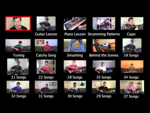 RipTard's Guitar Videos (318 Songs) - YouTube