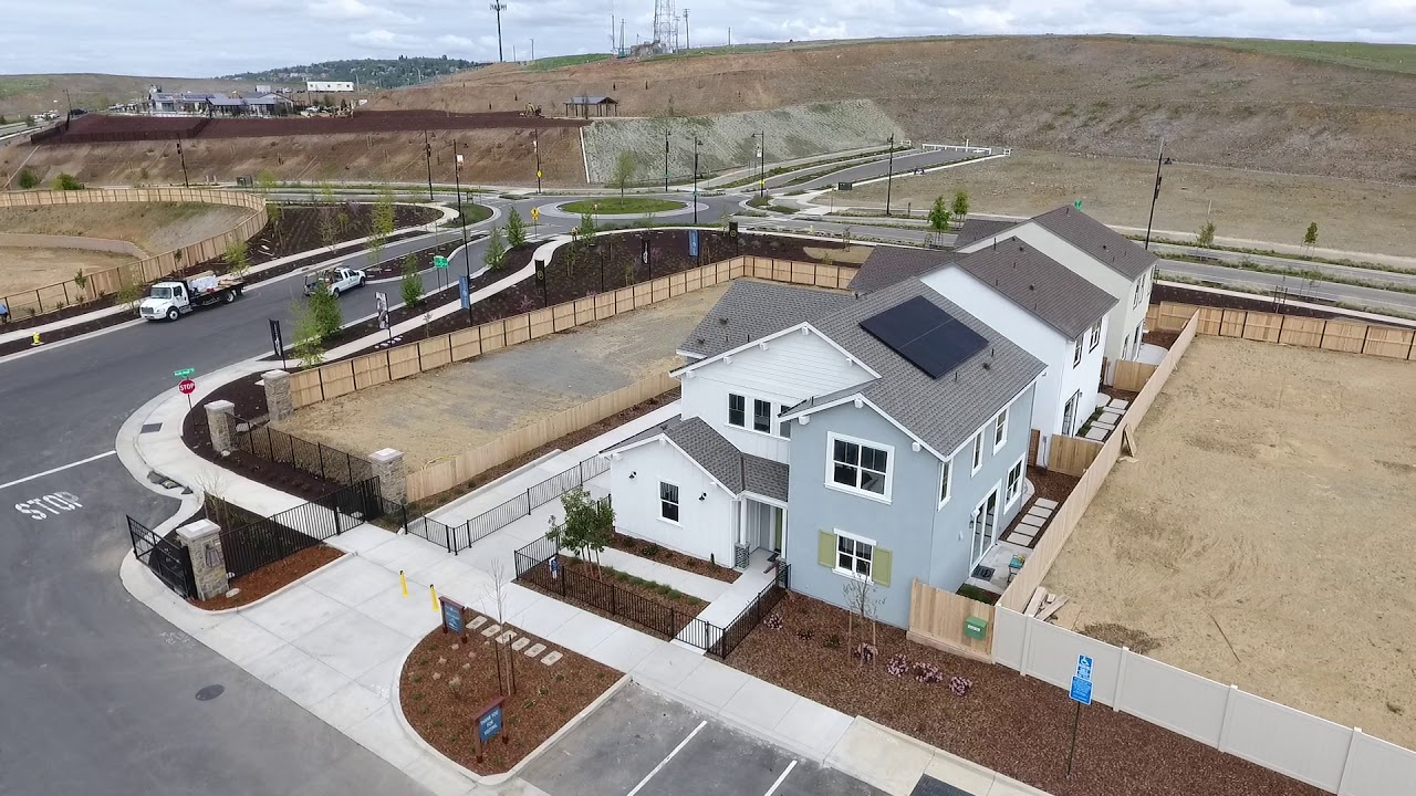 Video- Meritage Homes at Steel Canyon in Russell Ranch
