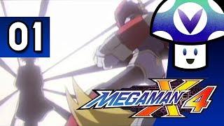 [Vinesauce] Vinny - Mega Man X4 (part 1) + Art!
