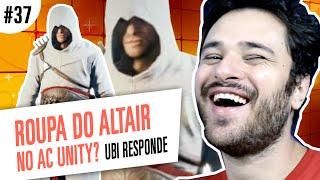 [Ubi Responde #37] Roupa do Altair no AC Unity?