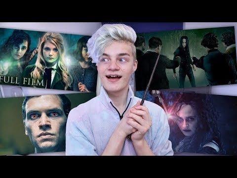 REACTING TO HARRY POTTER FAN FILMS!