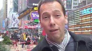 Pedestrian Friendly Times Square