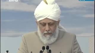 2012-10-14 Frauenversammlung UK 2012 - Abschlussrede des Kalifen (aba)