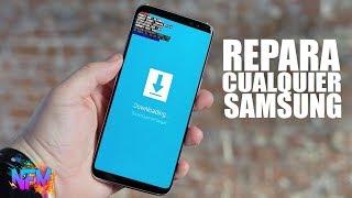 mi celular no prende, no carga, que debo hacer? | repara cualquier samsung con este método 2018