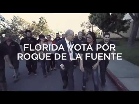 ROCKY DE LA FUENTE, Listo para dar la cara por los hispanos USA  3