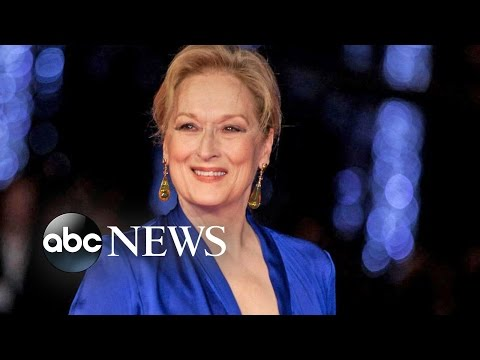 Thumbnail: Trump: Meryl Streep 'Over-Rated' After Golden Globes Speech