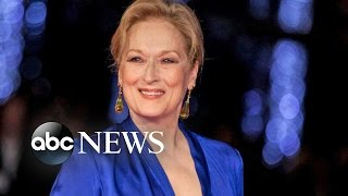 Trump: Meryl Streep 'Over-Rated' After Golden Globes Speech
