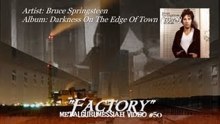 Bruce Springsteen   Factory (1978) (remaster)