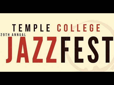North Belton Middle School Jazz Band - Temple College Jazz Festival 2019