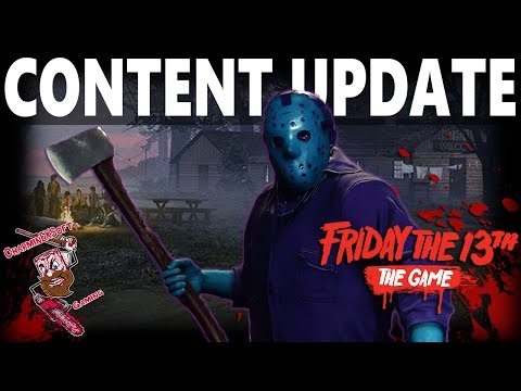 Friday the 13th: The Game | FREE Retro NES Jason Skin Announcement!!!