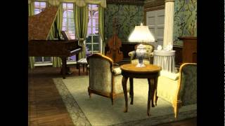 The Sims 3 - Wrest Park House (English Heritage)