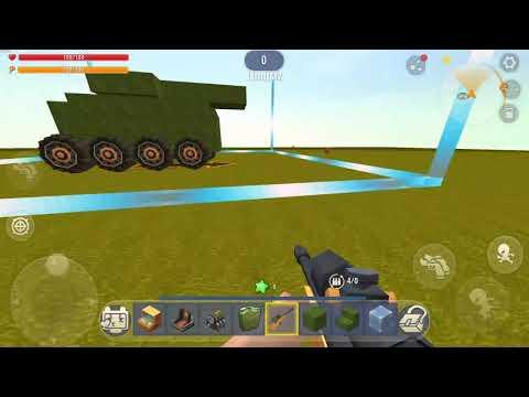 Mini World Tank Yaptım