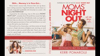 Comedian Kerri Pomarolli Talks MOMS' NIGHT OUT and other things i miss....