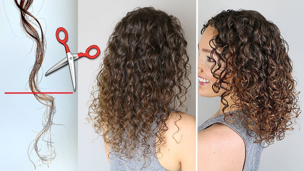 """Curly Haircuts - Signs Your Curls Need a Trim - How to AVOID a """"big chop"""""""