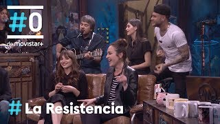 LA RESISTENCIA - Especial Física o Química   #LaResistencia 14.03.2019